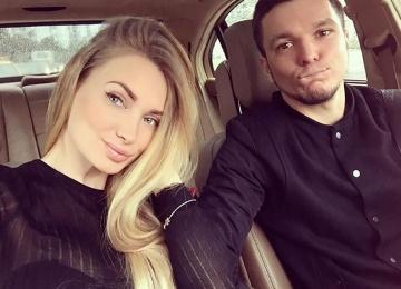 Бывшая жена Антона Гусева подала на алименты