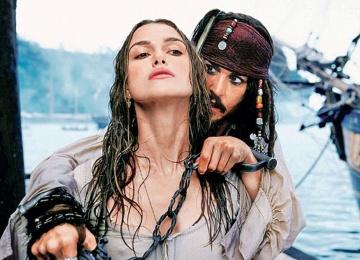 """""""Пираты Карибского моря 5"""": Новый трейлер"""