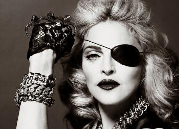 Мадонна и Стиви Уандер спели песню Принса