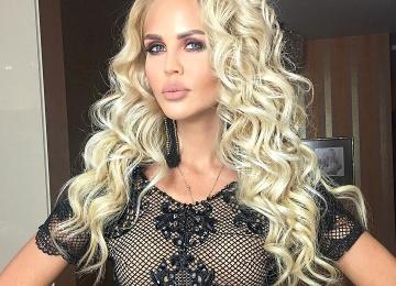 Жена футболиста Мария Погребняк представила новый клип