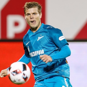 В семье футболиста Александра Кокорина пополнение