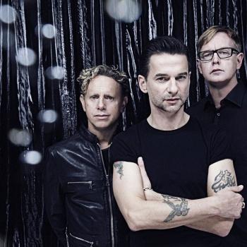 Depeche Mode в Москве: Global Spirit Tour
