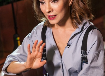 Стало известно имя новорожденной дочери актрисы  Елены Подкаминской