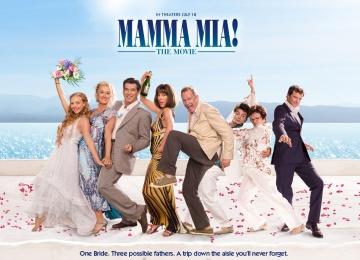 Mamma Mia 2: студия Universal Pictures начинает съемки фильма