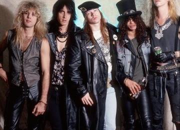 Guns N' Roses пишут новую музыку