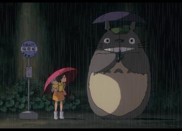 Ночь с лучшими фильмами Миядзаки