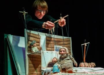"""""""Большая перемена"""" для детей: спектакли, мультики и не только"""