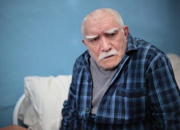 Армена Джигарханяна арестовали на пороге собственного дома