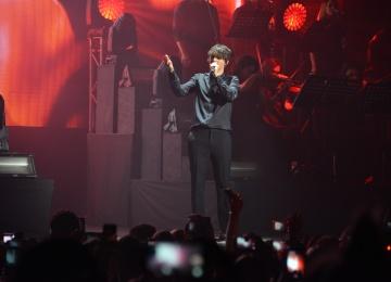 Гостей концерта ALEKSEEV'a эвакуировали из-за угрозы взрыва