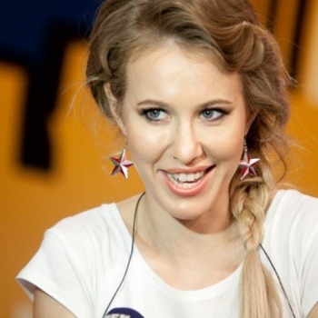 Ксения Собчак получила в подарок от журналиста серьги за 1 120 000 рублей
