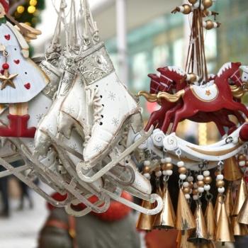 Рождественская ярмарка авторских подарков в ЦДХ