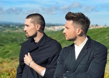 Сергей Лазарев и Дмитрий Билан публично извинились перед друг другом