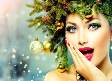 Бьюти-расписание перед Новым годом