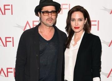 Брэд Питт и Анджелина Джоли снова вместе