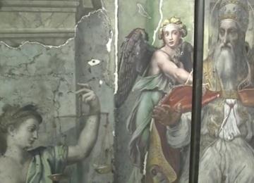 Две 500-летние картины Рафаэля нашлись во время уборки