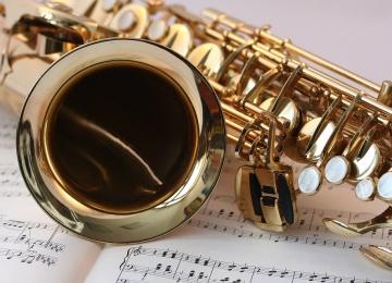 Бах и джаз: орган и саксофон