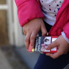 Пятилетним детям разрешили курение в честь праздника