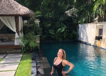 Анна Семенович: «Мои каникулы начались с опозданием»