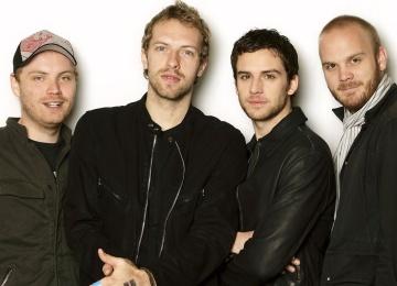 Принц Гарри выступил с Coldplay