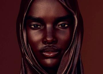 Фотограф эксплуатирует темнокожих женщин