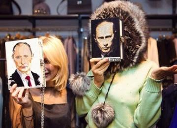 Выпущена коллекция сумок с портретом Путина