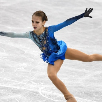 Юная фигуристка из России установила мировой рекорд