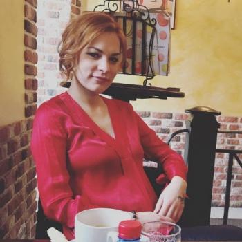 В сети появилось видео беременной Мэрилин Керро