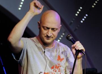Гоша Куценко подарит музыкальный праздник посетителям Sherwood Rock-Pub