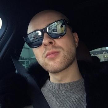Егор Крид побрился налысо