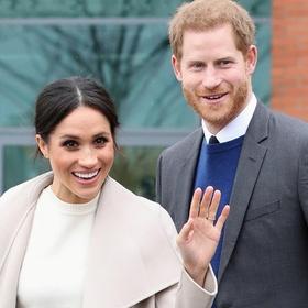 Королевская семья огласила список приглашенных на свадьбу принца Гарри