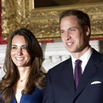 Принц Уильям рассказал имя будущего ребенка