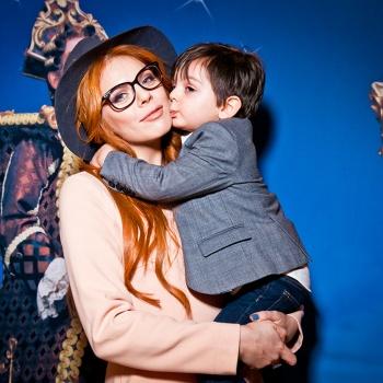 Ребенок Анастасии Стоцкой удивительно похож на сына Киркорова