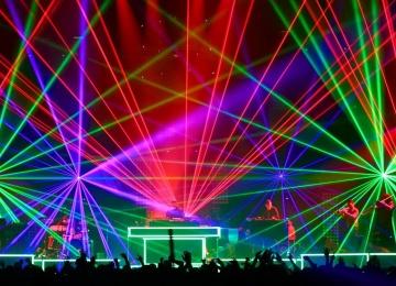Фестиваль электронной музыки не состоялся