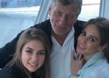 Юлия Барановская показала трогательное фото с отцом
