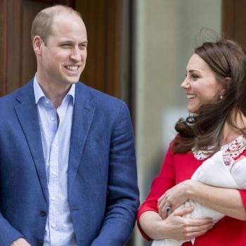 Букингемский дворец объявил о предстоящем крещении принца Луи