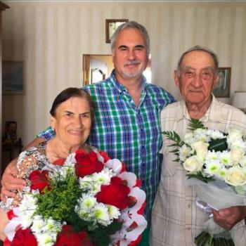 Валерий Меладзе написал трогательный пост о своих родителях