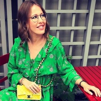 Ксения Собчак снова беременна?