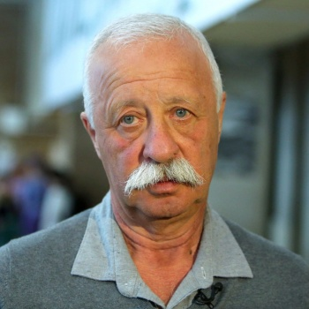 Леонид Якубович не живет с женой