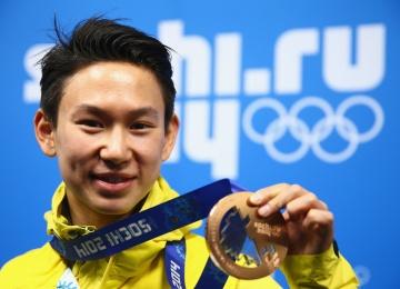 В Казахстане погиб бронзовый призер Олимпийских игр в Сочи