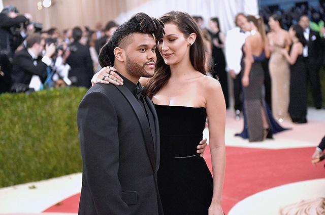 Белла Хадид снова намекнула на роман с The Weeknd