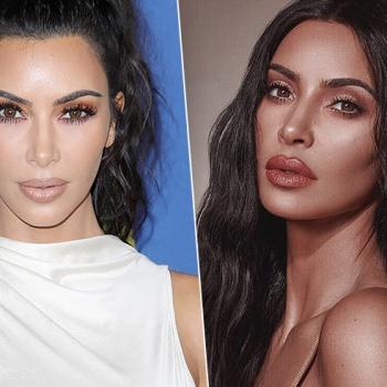 Ким Кардашьян раскритиковали за увеличение губ
