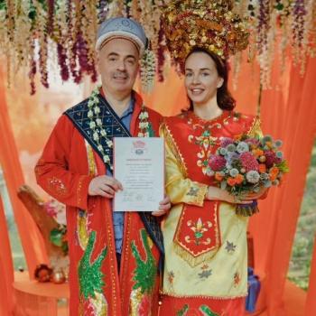 Михаил Грушевский вновь женился
