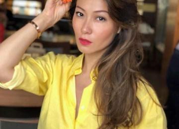 Марина Ким предпочитает скрывать личную жизнь