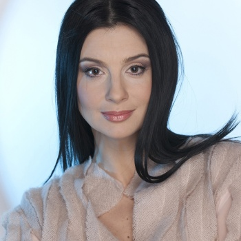Екатерина Стриженова худеет в Карелии