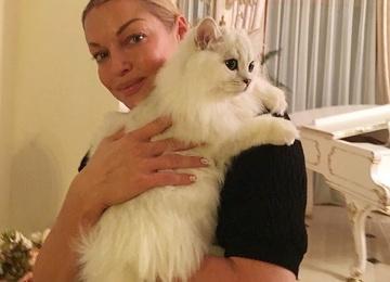 Анастасия Волочкова не жалеет, что ударила пса