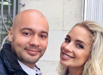 Андрей Черкасов и его возлюбленная подали заявление в ЗАГС