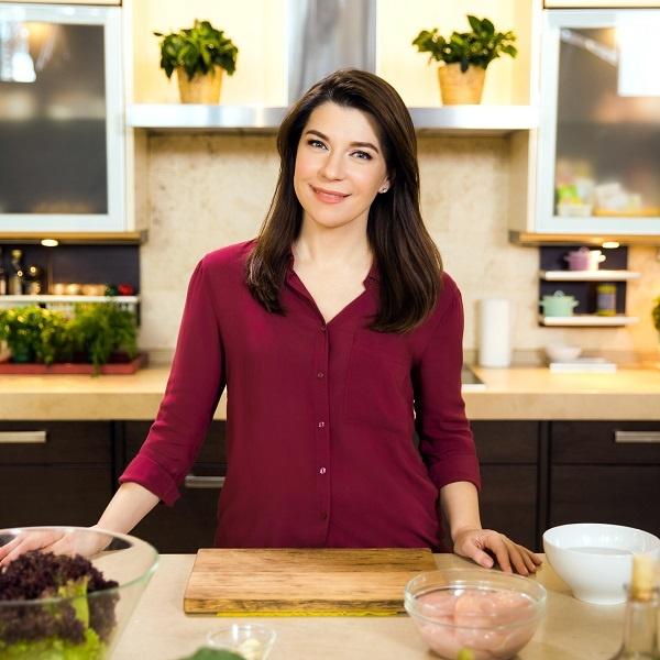 Екатерина Волкова будет вести кулинарное шоу