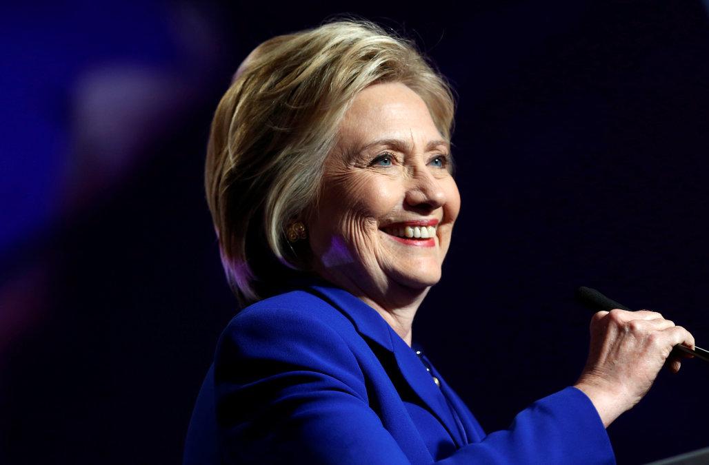 Хиллари Клинтон восхитилась Меган Маркл
