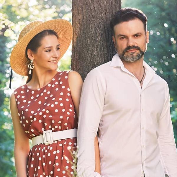 Глафира Тарханова отметила 14 годовщину свадьбы